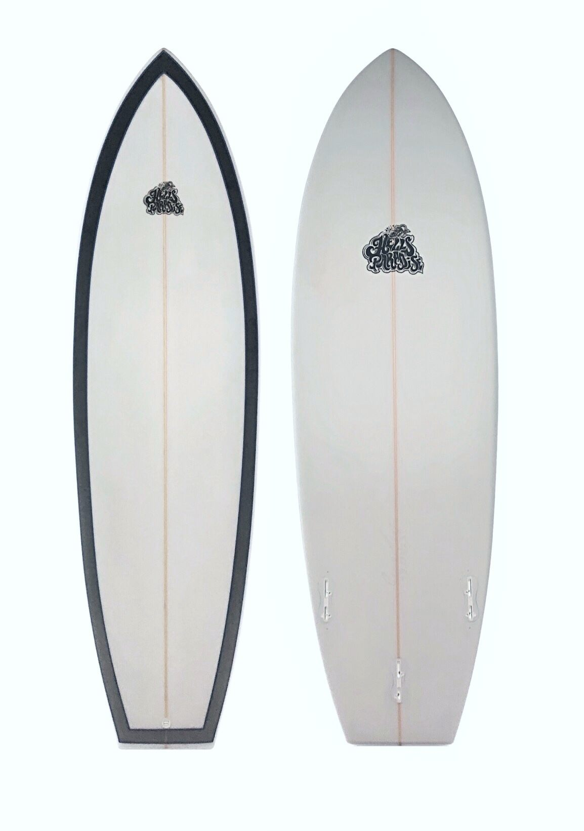 Shortboard RUDE BOY 5'9 I  Hell's Paradise
