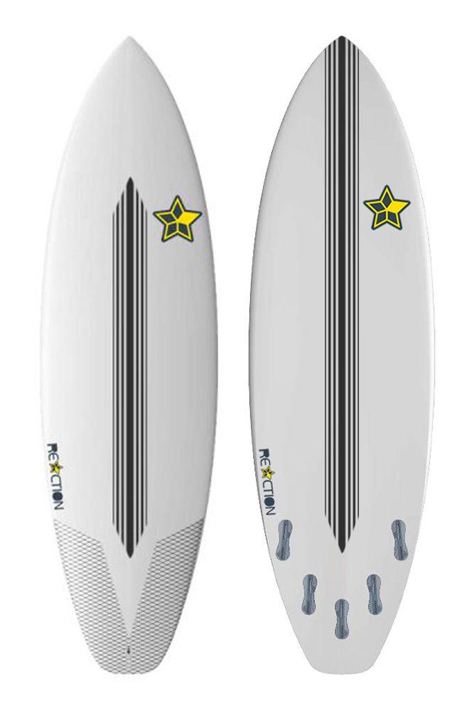 Secret Weapon Flex | Reaction Surfboards