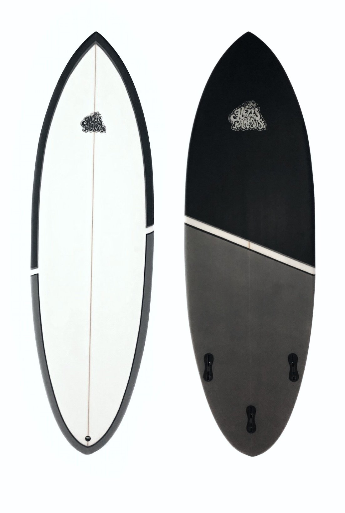 Shortboard RUDE BOY 5'7 I Hell's Paradise