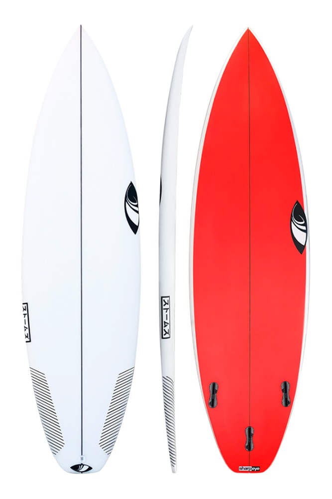 Storms   Sharp Eye Surfboards