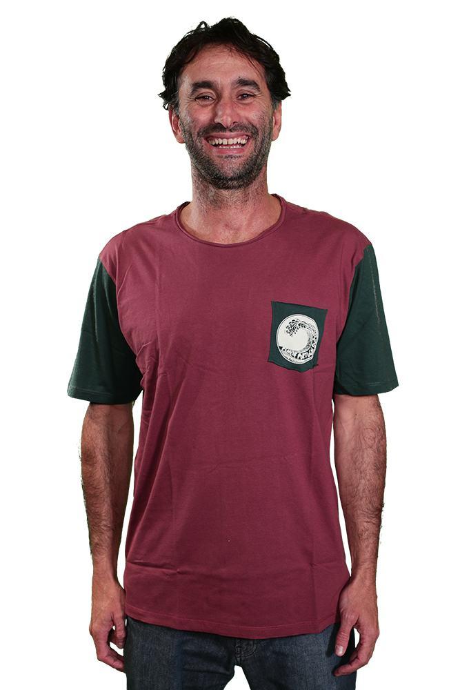 T-shirt Peniche Portugal Série ao Fundo 2018