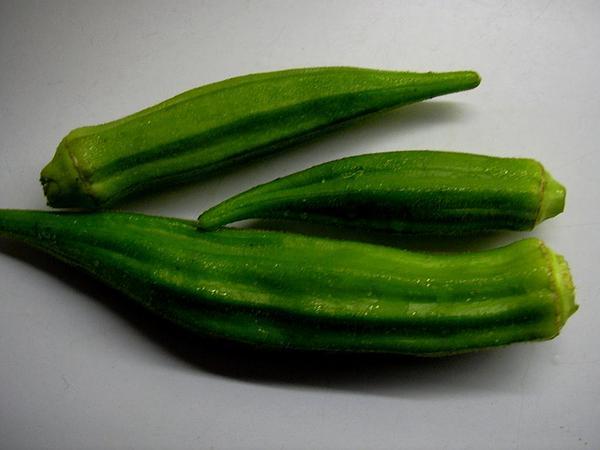 Okra (Abelmoschus Esculentus) https://www.sagebud.com/okra-abelmoschus-esculentus