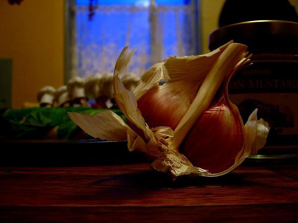 Cultivated Garlic (Allium Sativum) https://www.sagebud.com/cultivated-garlic-allium-sativum