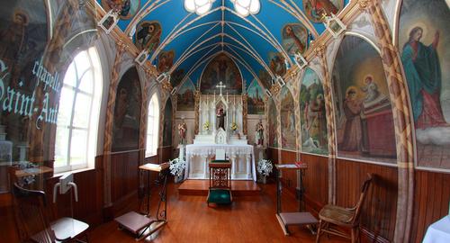 Chapelle historique small