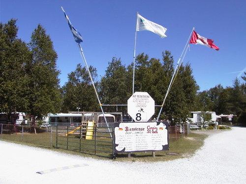 Camping saint louis small