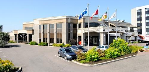 Le Montagnais - Hôtel multiservice