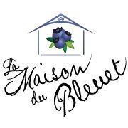 La maison du bleuet logo small
