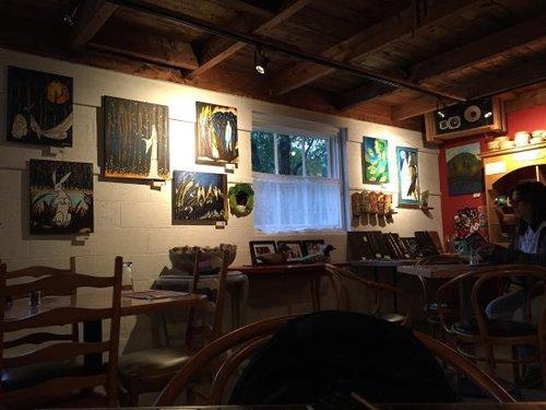 Caf  bistro lez art small