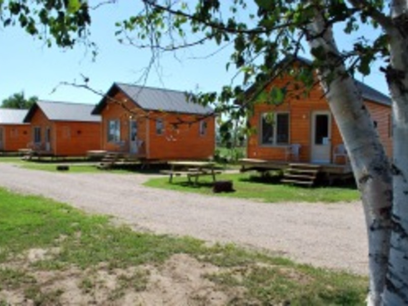 Camping municipal d albanel marie claude parent saguenay  lac saint jean  big
