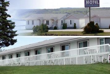 Motel panorama au saguenay  lac saint jean small