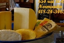 Fromagerie la normandinoise saguenay  lac saint jean.jpg small