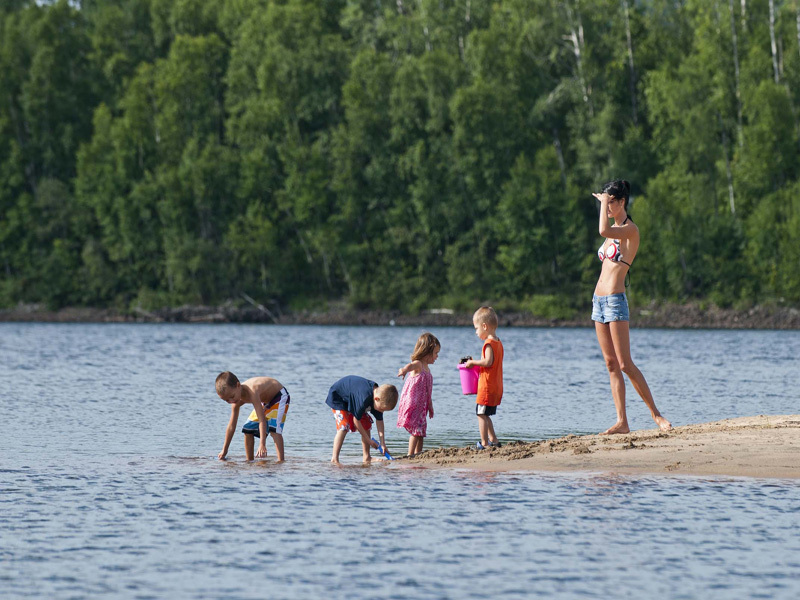 Lac a jim eau famille eteaq big