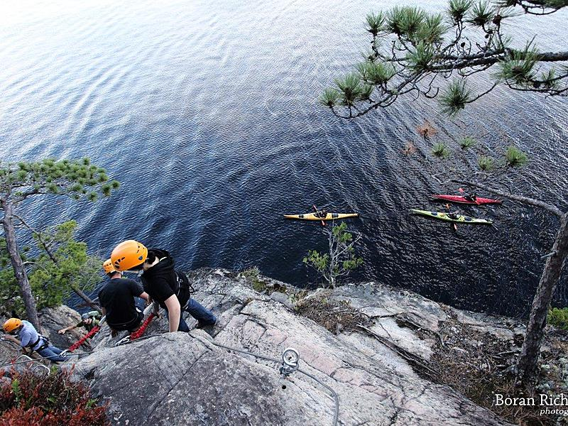 Via et kayak big