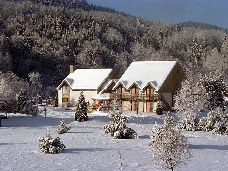 Auberge hiver big