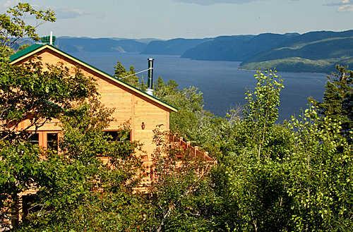 Fjord saguenay pourvoirie cap au leste canada small