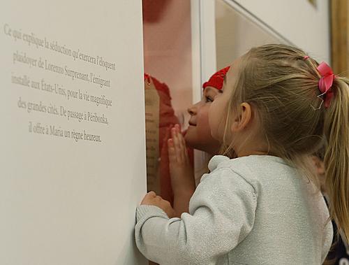 Expo permanente musee louis hemon carole tremblay small