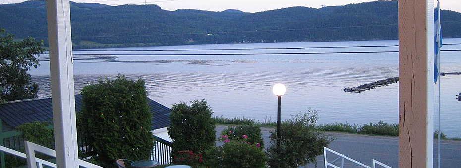 t  les g tes du fjord saguenay lac saint jean rose harvey banner