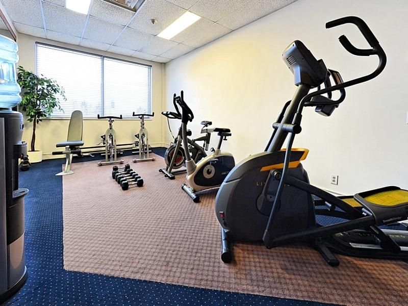 Salle conditionnement physique big