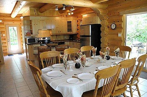 Cuisine chalet chambord   chalets et spa lac st jean   tourisme saguenay lac st jean small