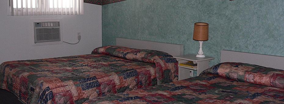 Chambre   motel moreau hrbergement st frlicien hotel chambre  c  ghislaine lalande banner
