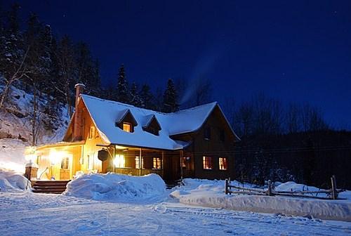 Maison la nuit small