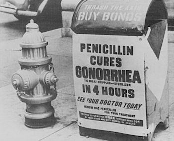wartime miracle drug