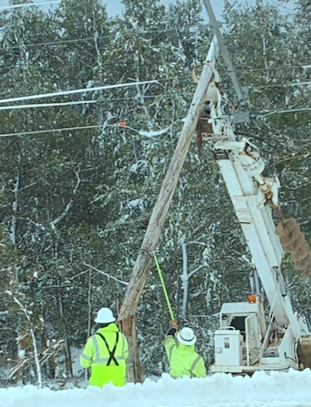 utility crew