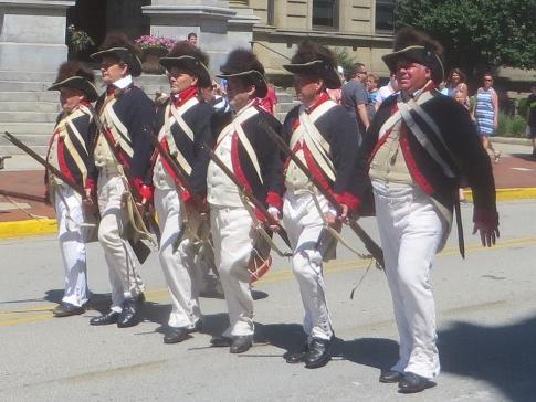 militia army