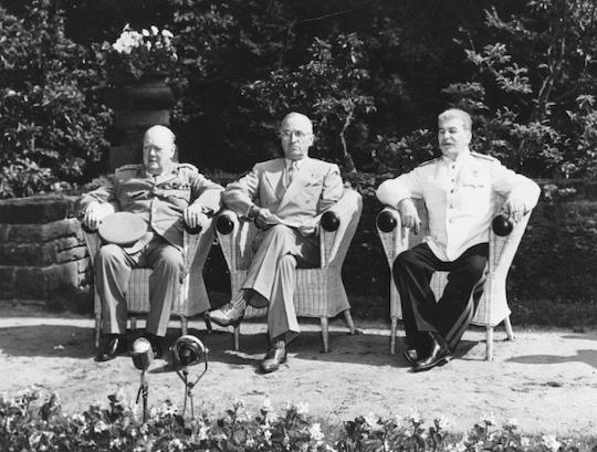 Potsdam 1945
