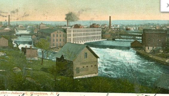 Watertown, NY