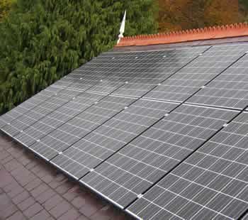 solar energy pannels