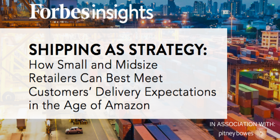 SHIPPING AS STRATEGY WHITE PAPER