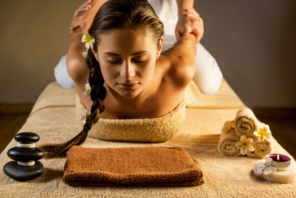 The Wonderful World Of Massage