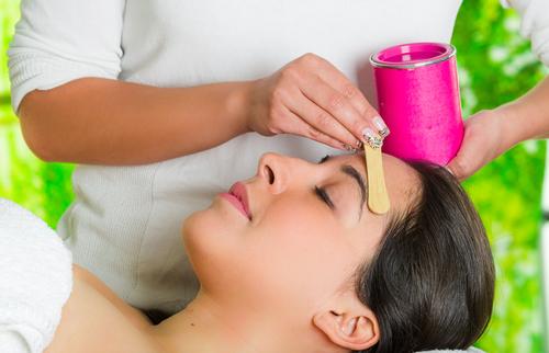 Facial Waxing Tips