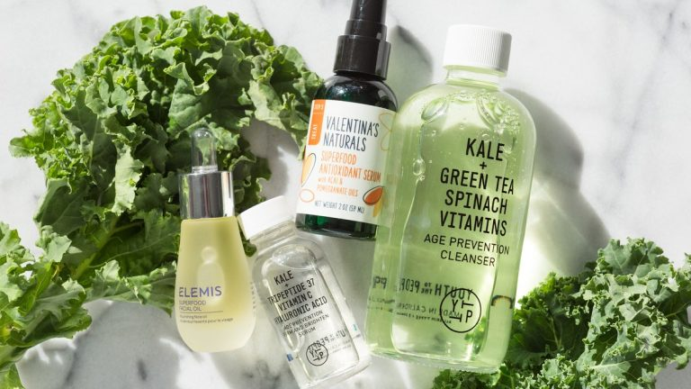 Superfood Skin Care Is Having a Moment