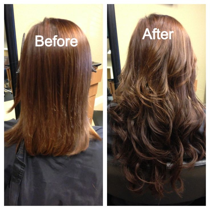 Instant Gratification with Hair Extensions