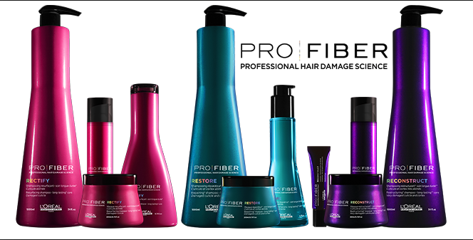 Introducing L'Oréal Professionnel Pro Fiber Treatment