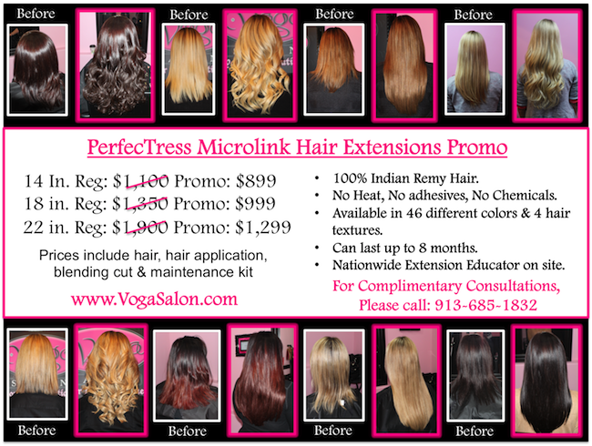 Hair Extension Salon in Overland Park