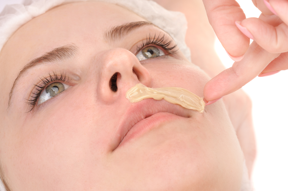 Wax Off: Waxing for Facial Hair Removal