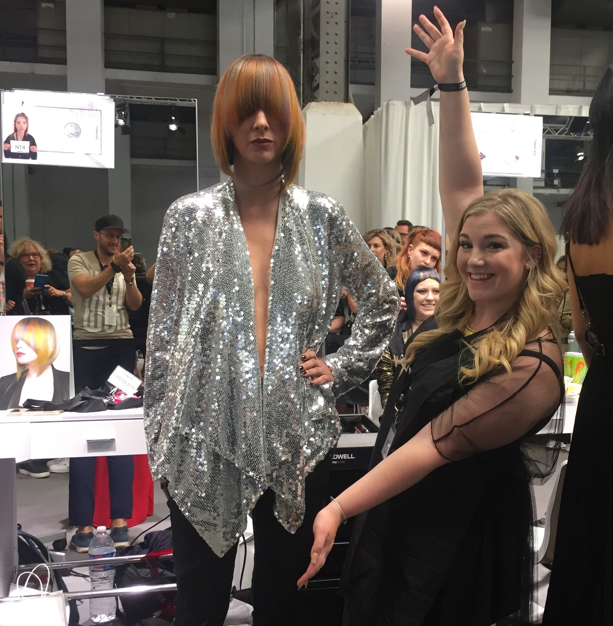 Goldwell Global Zoom Competition