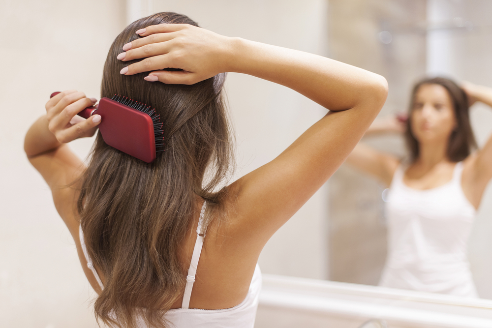 Choosing the correct hair brush for your hair & style
