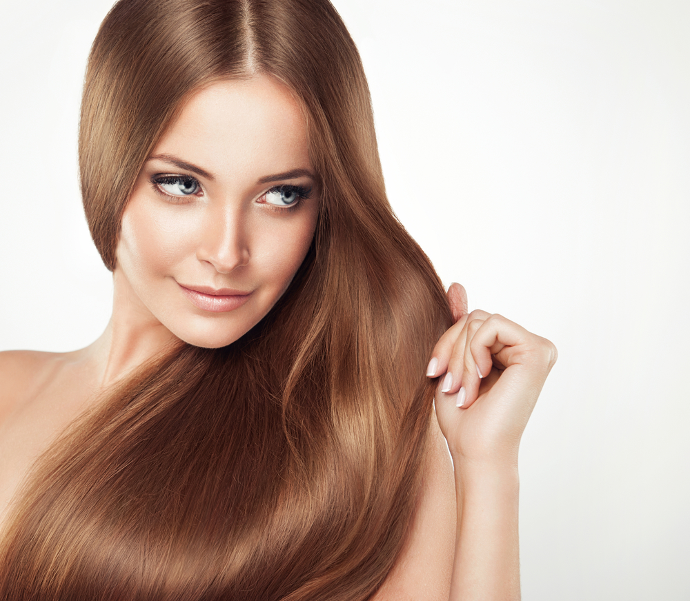 Get the Smooth, Shiny Hair You've Been Dreaming Of
