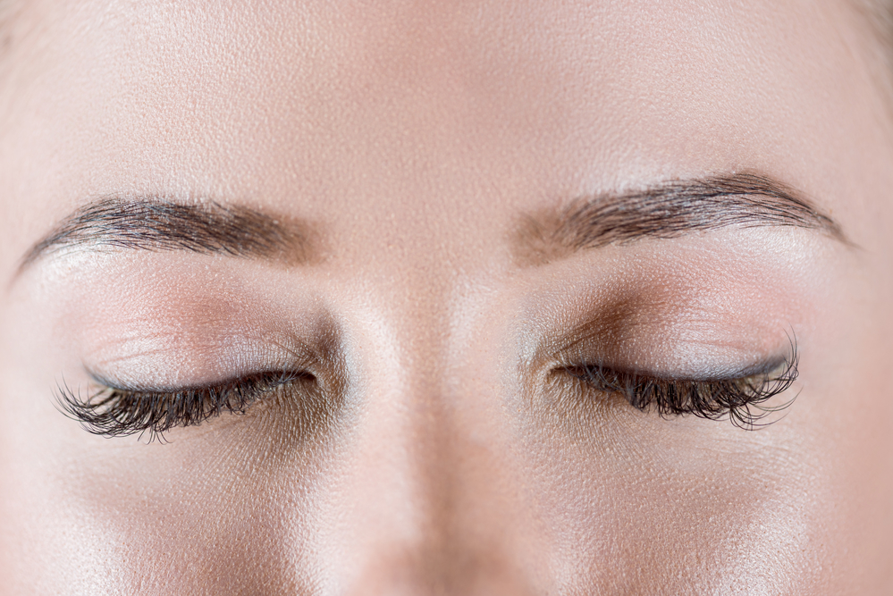 Complete Your Look With Lash and Brow Tinting