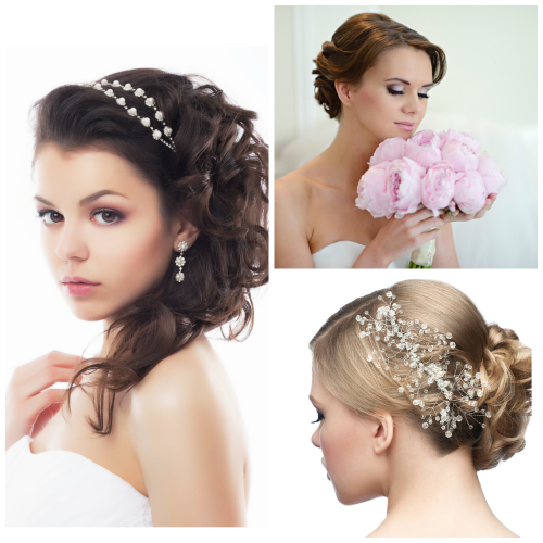 Choosing The Perfect Hairstyle For Your Summer Wedding