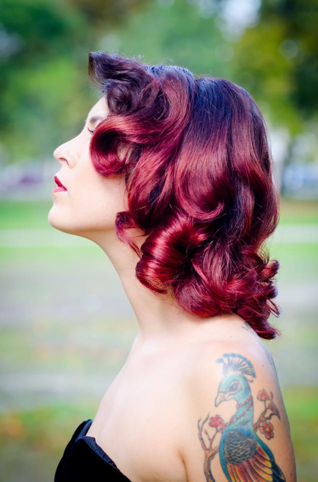TEDDIE KOSSOF HAIR STYLIST WINS NATIONAL PHOTO COMPETITION