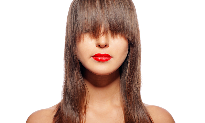 Need A Change? Try Getting Bangs