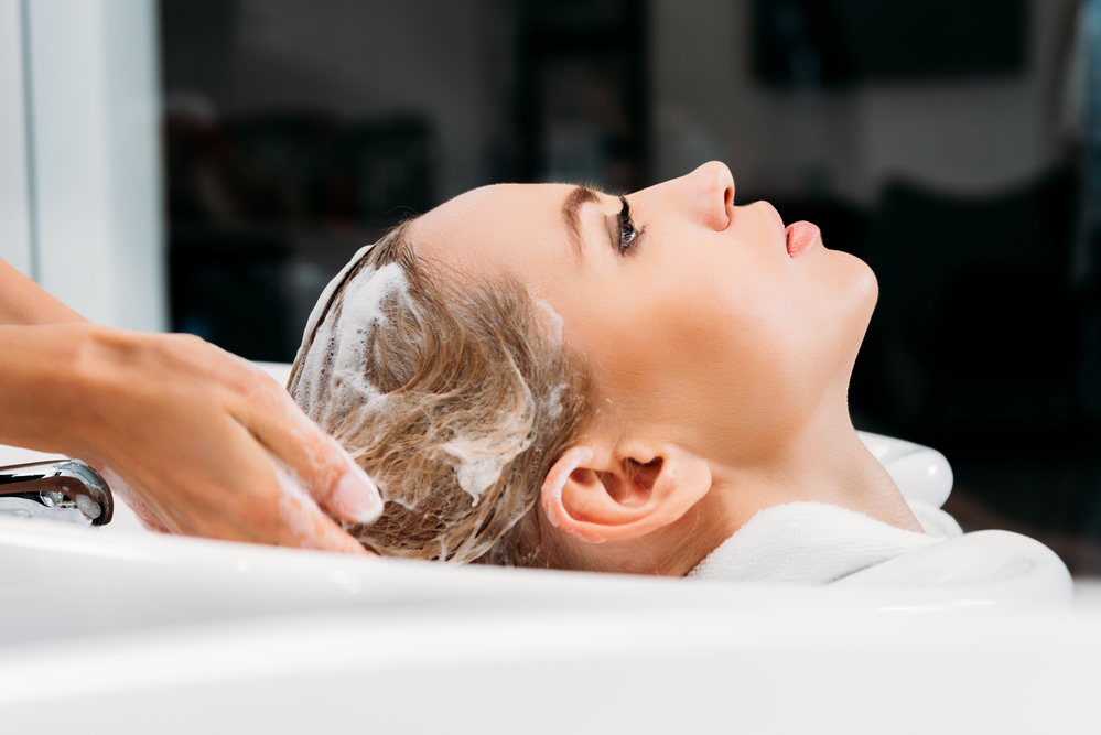 Even oily hair needs a quality hair conditioner