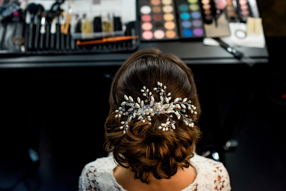 Wedding hairstyles for the big day