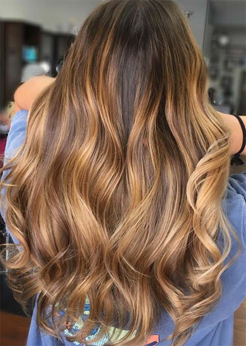Balayage: Highlights with Style