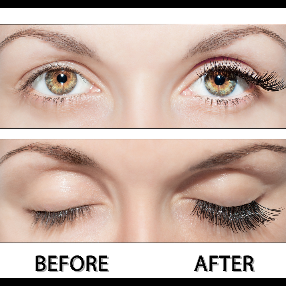9f424abb071 Natural Looking Eyelash Extensions